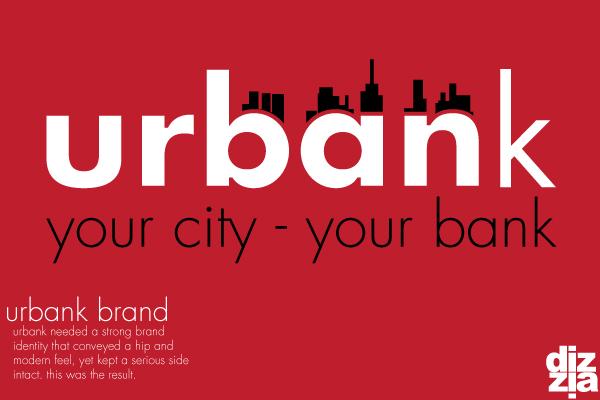 urbank Branding by dizzia