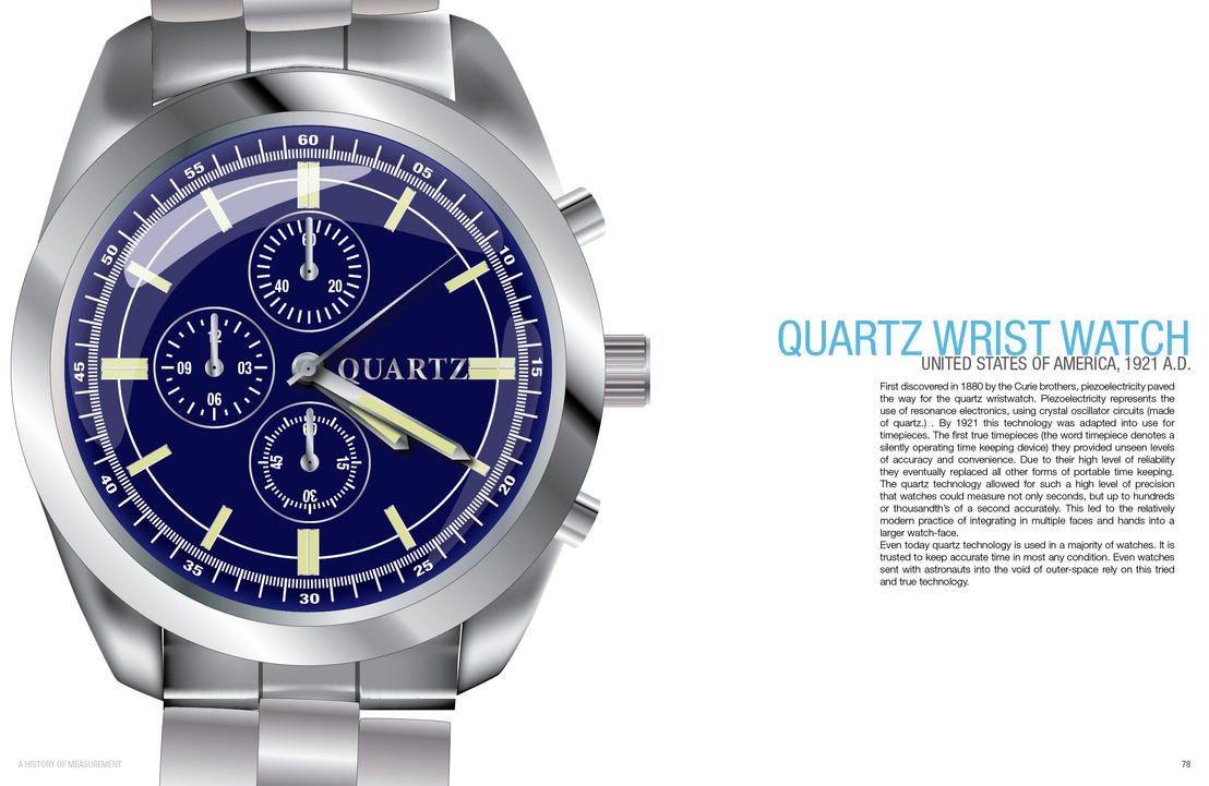 EoT - Quartz Watch by dizzia