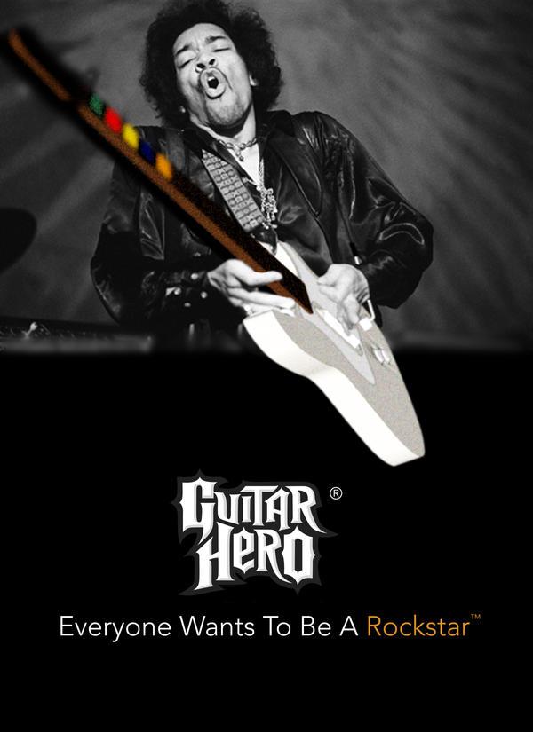 Guitar Hero Mock Campaign 1 by dizzia