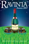 Ravinia Contest Poster