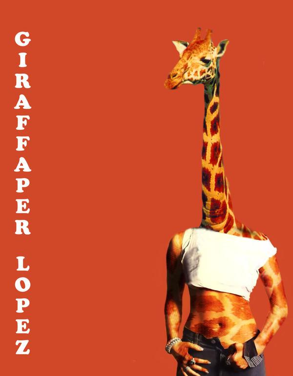 Giraffaper Lopez by dizzia