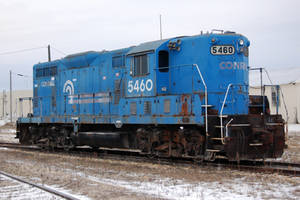 A CR geep in 2009 by JDAWG9806