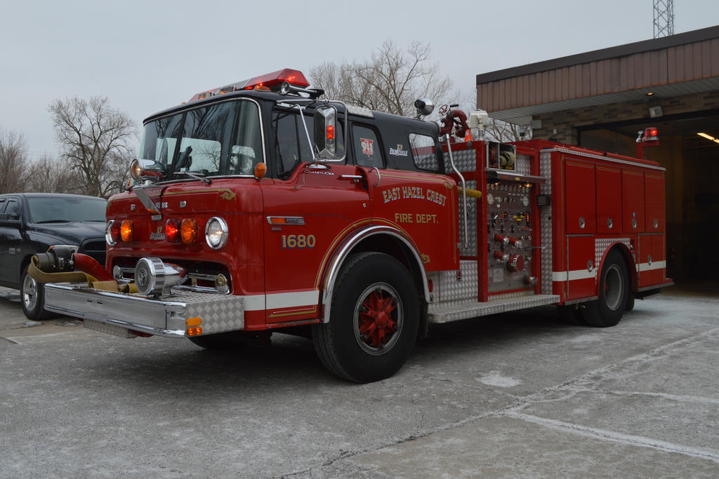 1983 Ford C8000 by JDAWG9806