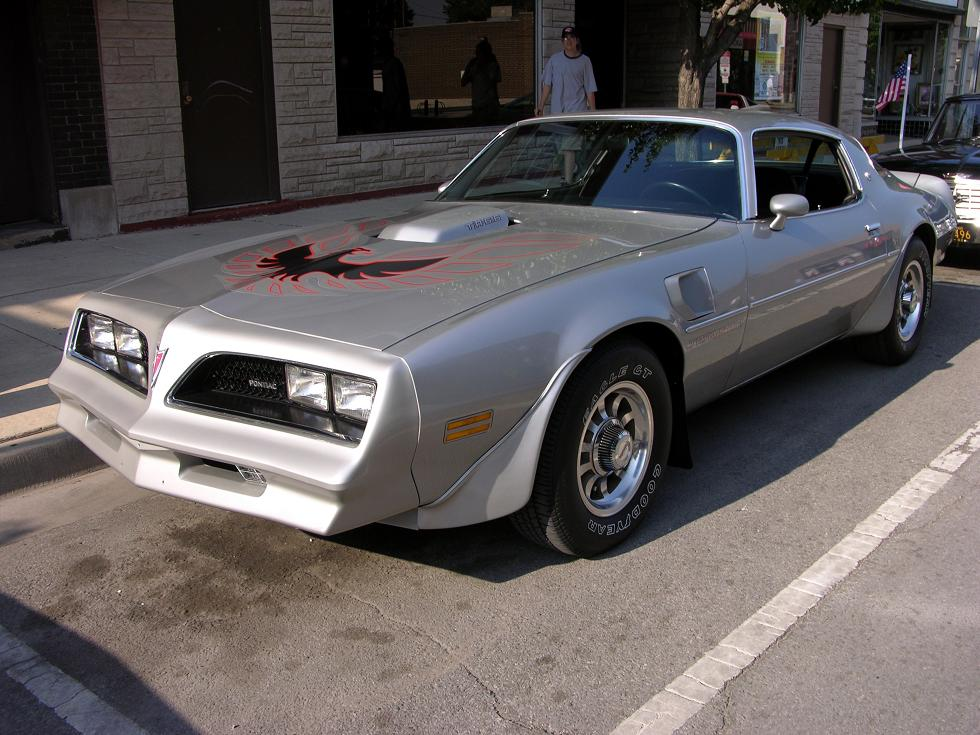 1977 1978 Trans Am By Jdawg9806 On Deviantart
