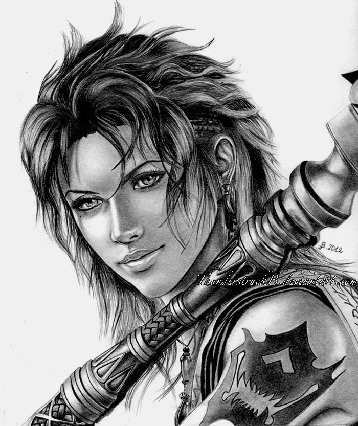 Fang Final Fantasy XIII