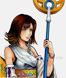 Yuna-Final Fantasy X