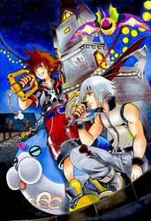Kingdom Hearts 3D- New Beginning
