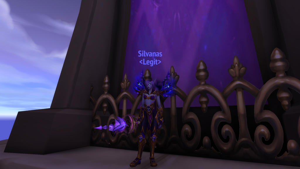 Void Elf Heritage Armor My Mage Silvanas By Embervesent On Deviantart Once you earn a heritage armor set for a specific race. void elf heritage armor my mage