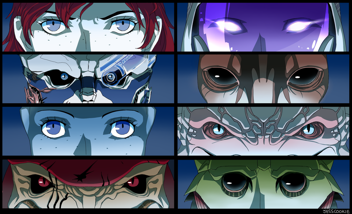 Persona Effect by Jesscookie