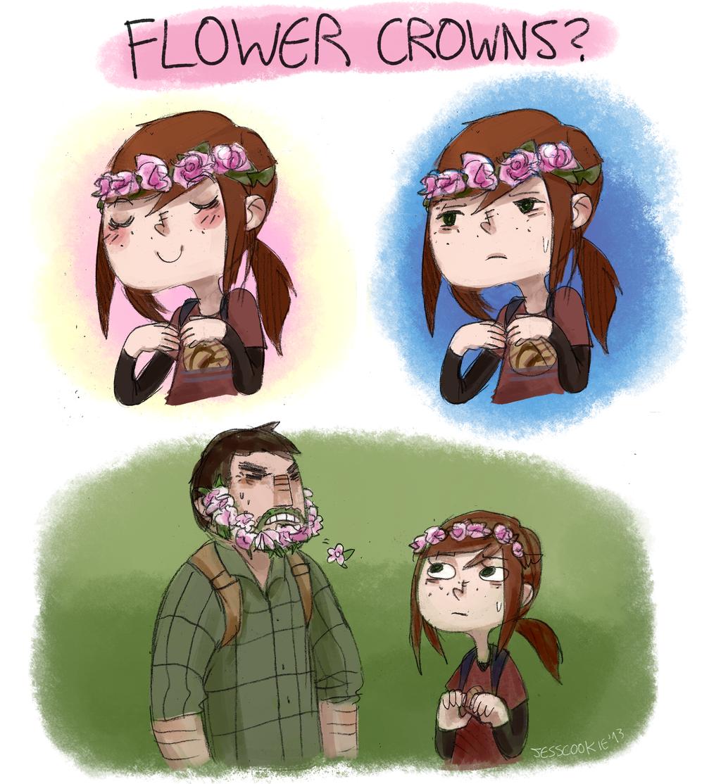 Flower Crowns By Jesscookie On Deviantart