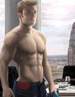 Captain America by Gassada