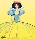 Disney Princess Snow White Fashion Exploration