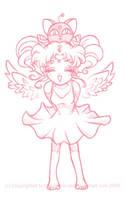 Chibi Angel by Jenni-san