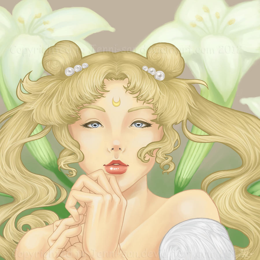 Lilies by Jenni-san