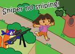 Sniper no Sniping