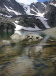 Cold Glacier Water by Evilqueenisserene