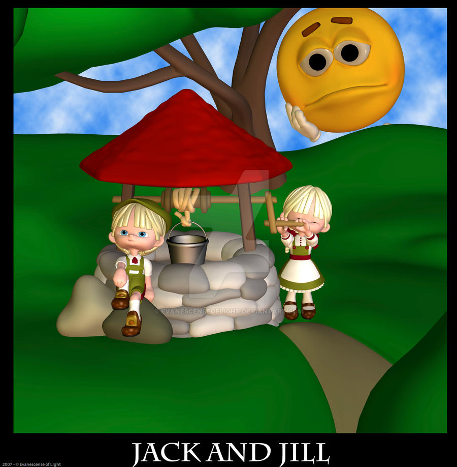 jack and jill went up the Webbing into literacy: jack and jill rhyme card laura b smolkin lbs5z@virginiaedu jack and jill went up the hill to fetch a pail of water jack fell down.
