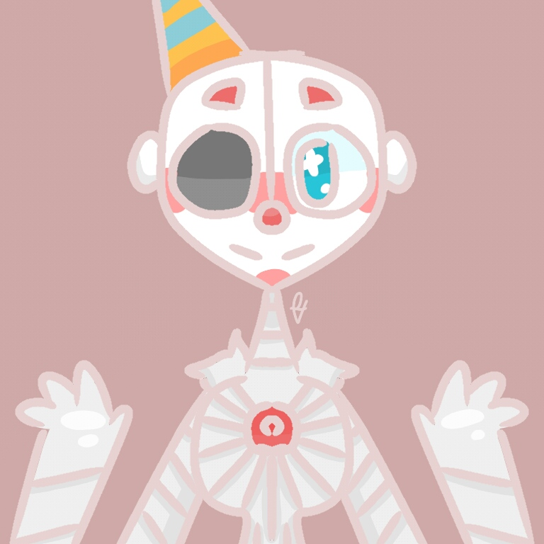 Ennard (Sister Location) by Isaemala