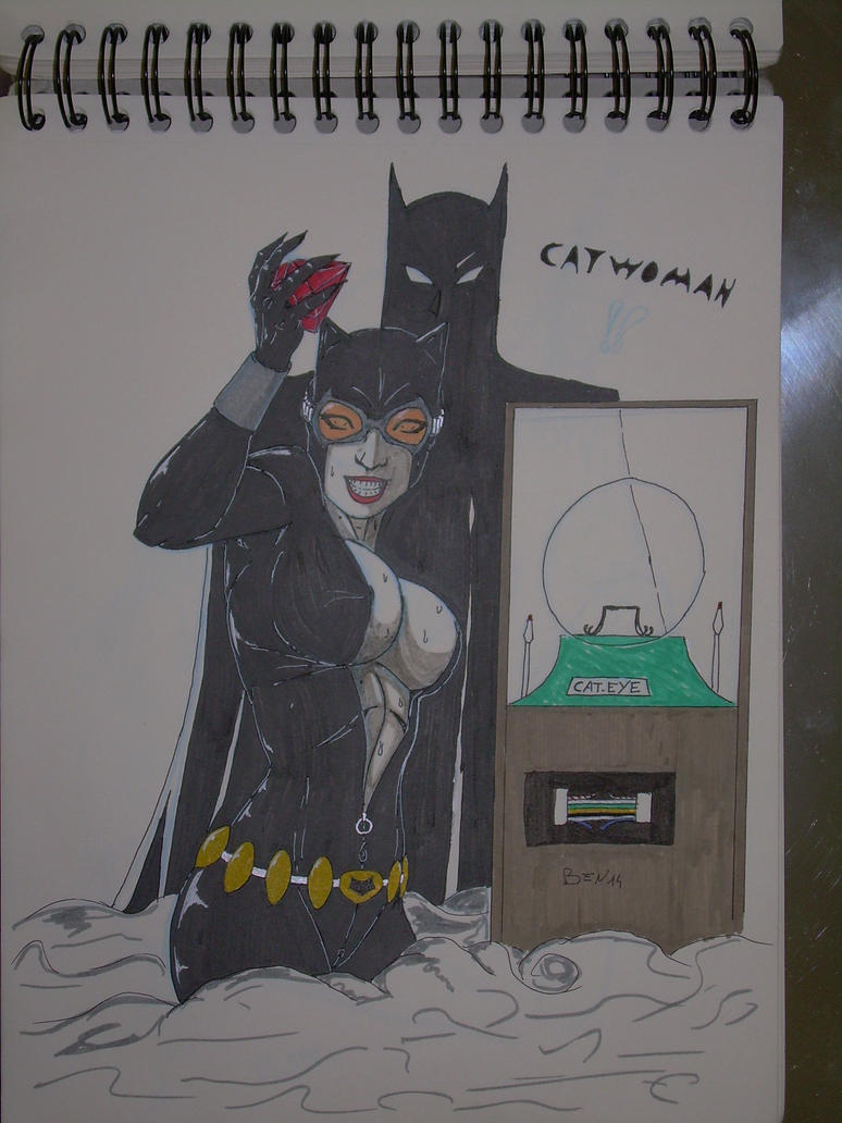 Bat et Cat by Ben113