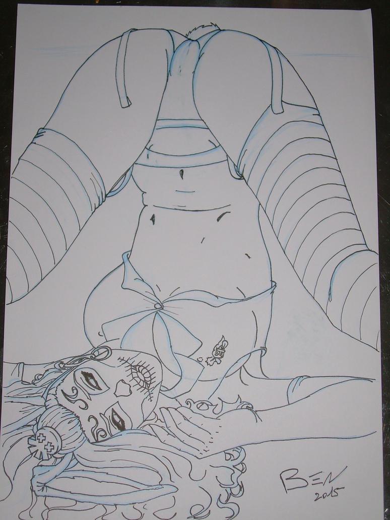 Rabbit Girl de la muerte by Ben113