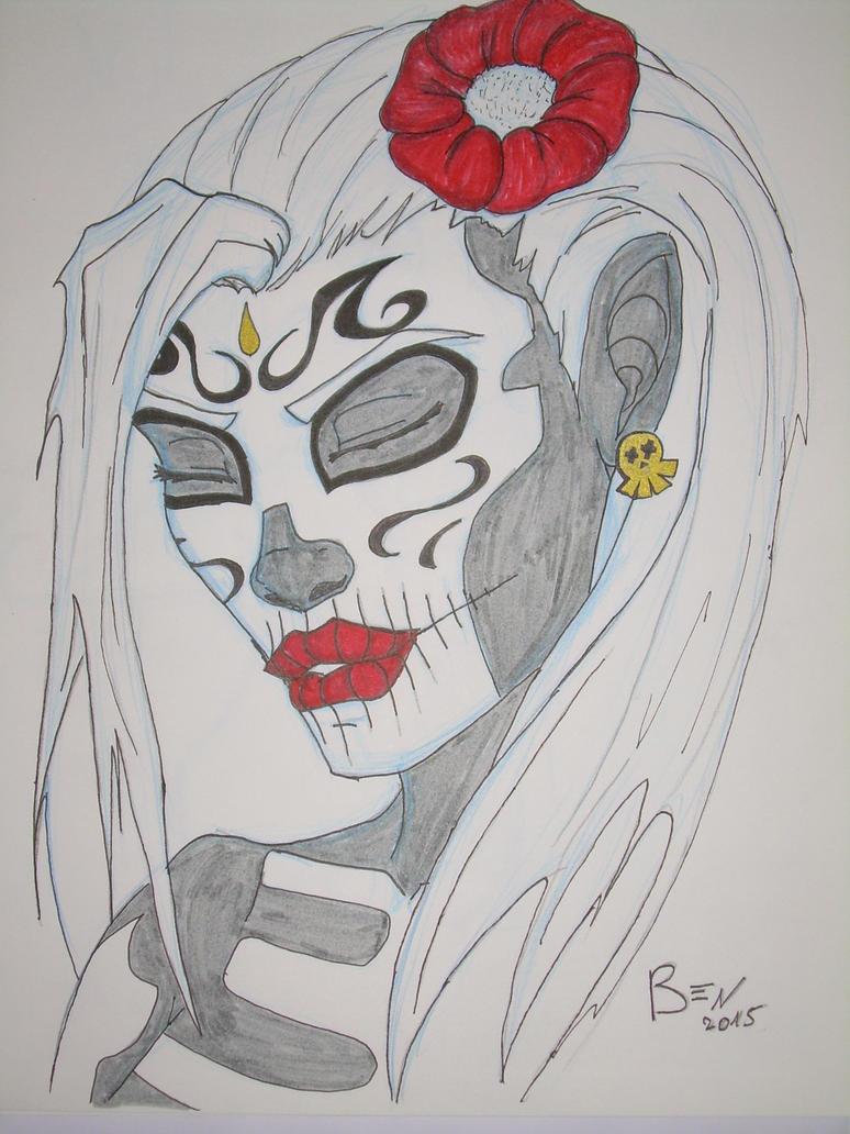 masque de la muerte by Ben113