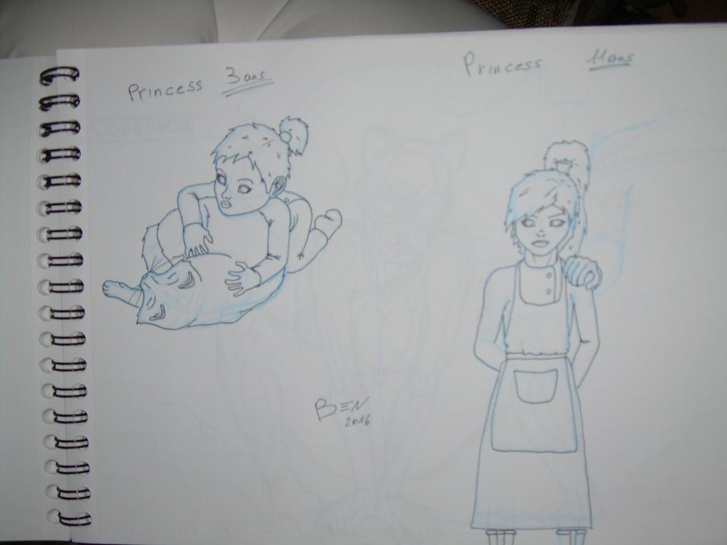 projet princess by Ben113