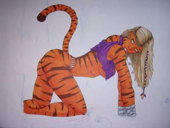 Tigra by Ben113