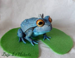 Enchanted prince... blue
