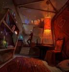 Room in Vivec