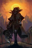 Bloodborne by Selann