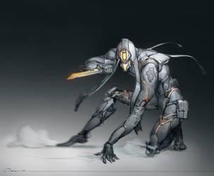Cyberhunter by Selann