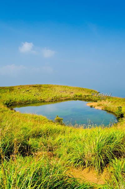 Pond of Heart by YadavThyagaraj