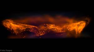 Twisting Flames