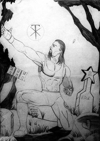 Undertaker  by berserkmonster