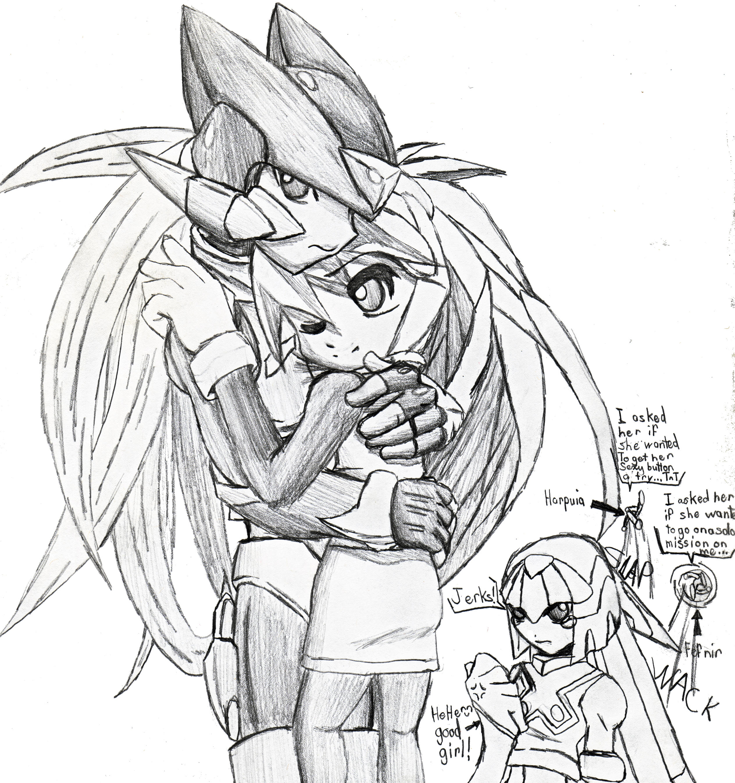 Zero and Ciel by Ray-Of-Hope