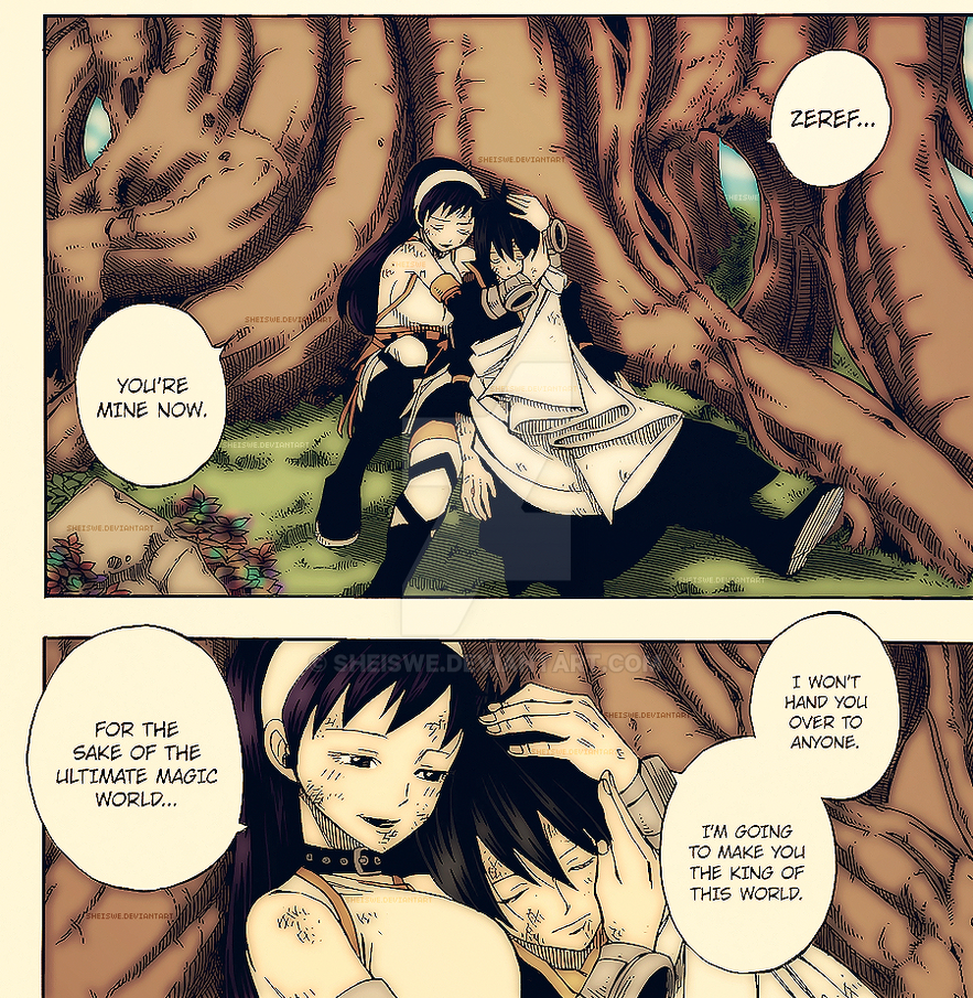 Zeref And Ultear zeref and ultea...