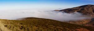 Ascending Otay Mountain