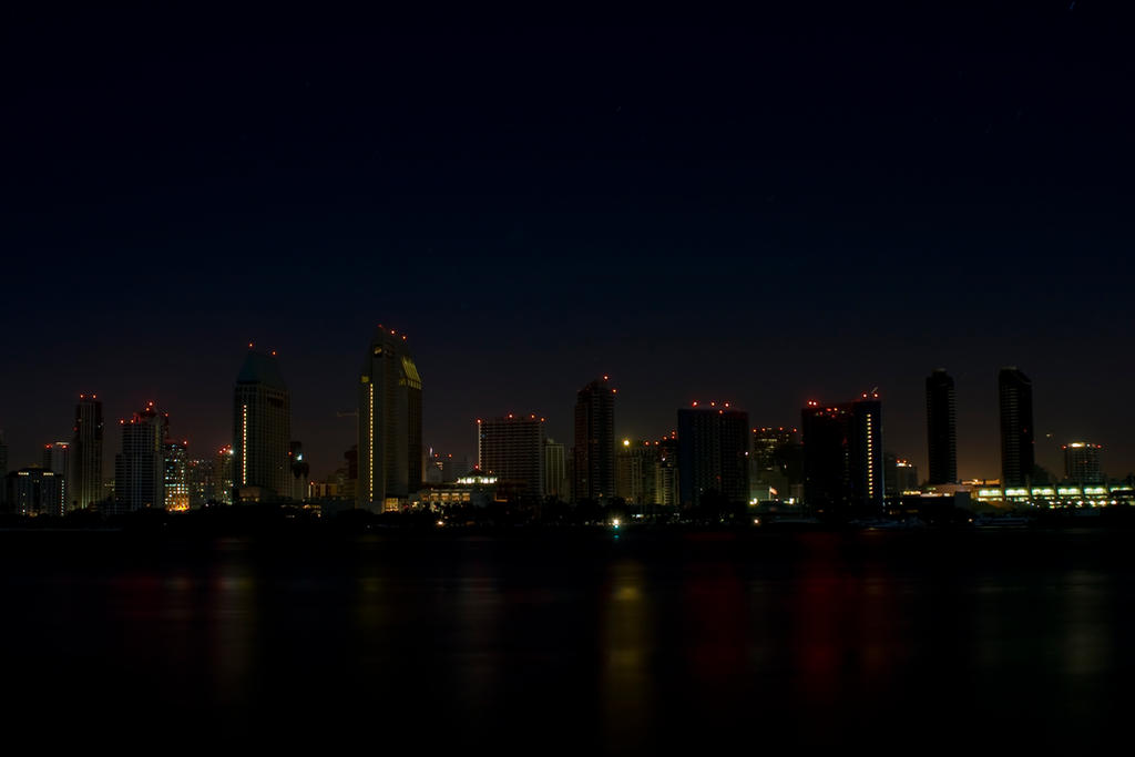 San Diego Blackout 02 by robert-kim-karen