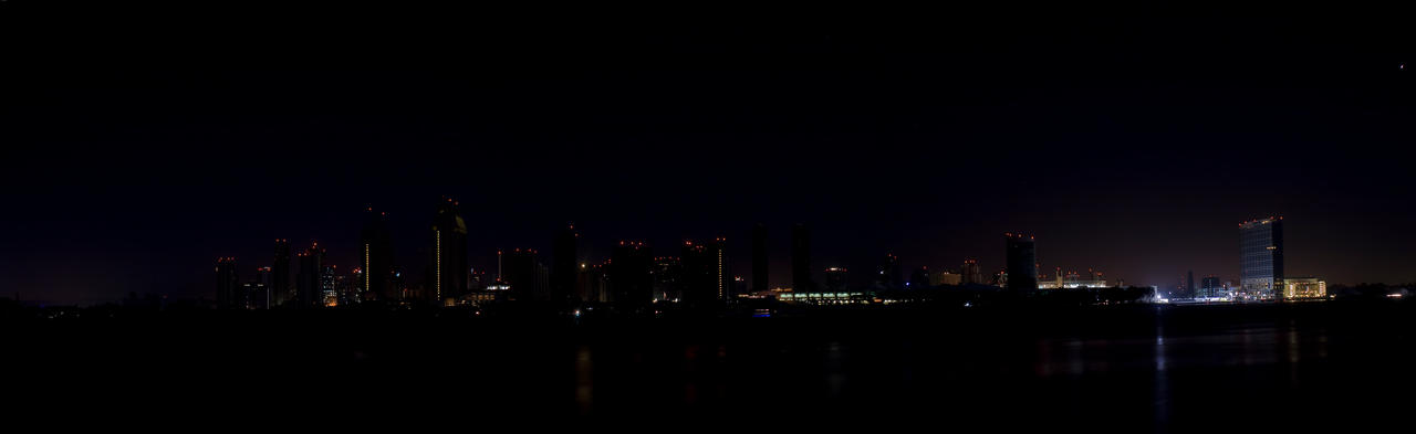 San Diego Blackout 01 by robert-kim-karen