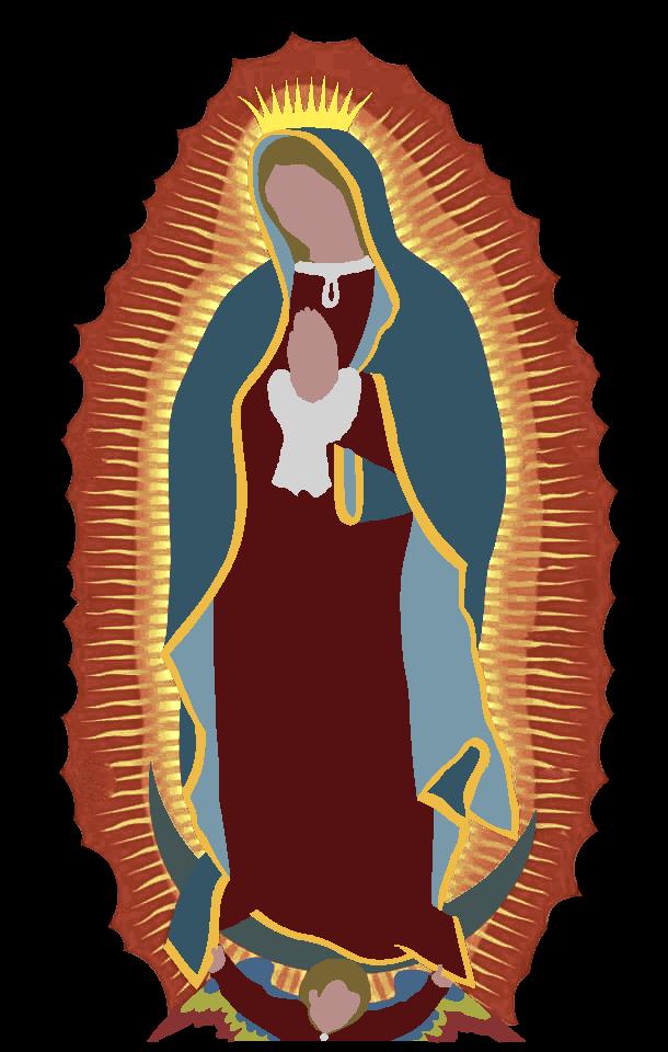 Virgen De Guadalupe by robert-kim-karen