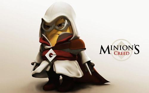 Minions assassin's creed by ninouassassins