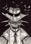 Terror Inc. Sketch Card