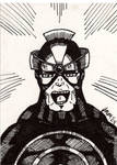 Havok Sketch Card