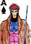 Gambit Sketch Card