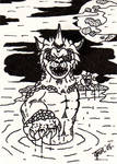Gabara Sketch Card