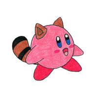 Tanooki Suit Kirby