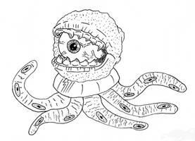 Ocular Astro Zombie