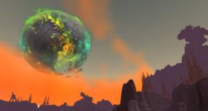 Argus Over Azshara
