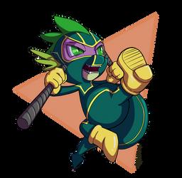 CM: Spike-Kickass