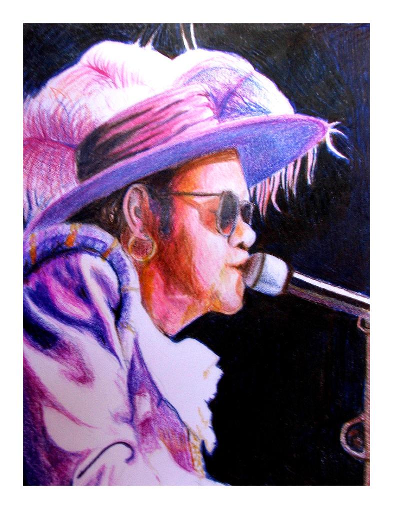 Elton by Megagan
